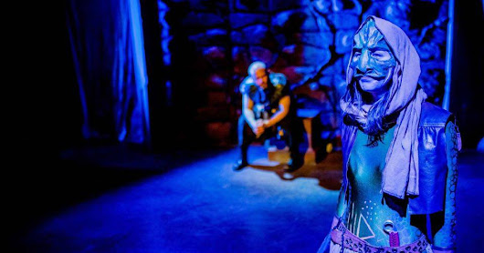 Otherorld Theatre's A PRINCESS OF MARS - Review
