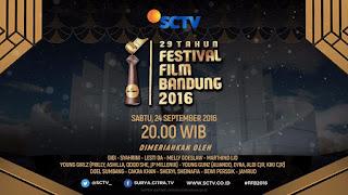 Pemenang Festival Film Bandung 2016