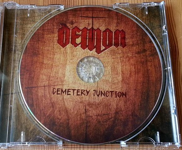 DEMON - Cemetery Junction (2016) cd