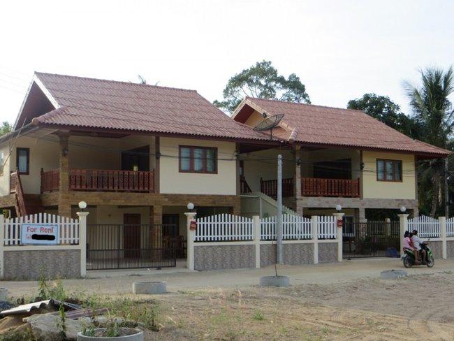 Двухэтажные дома в аренду