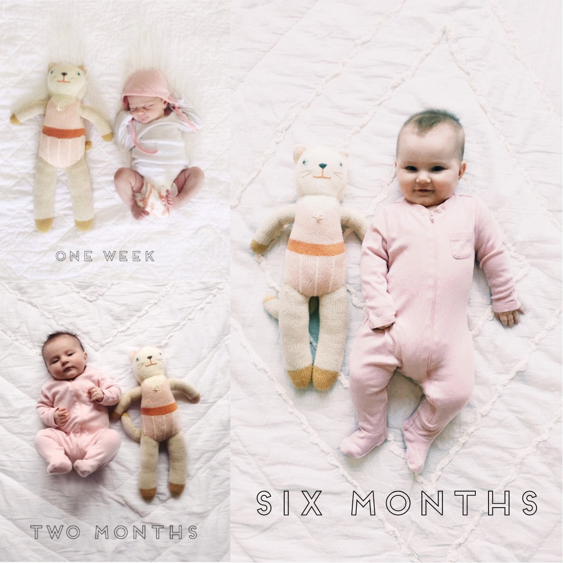 Six Months Of Claire