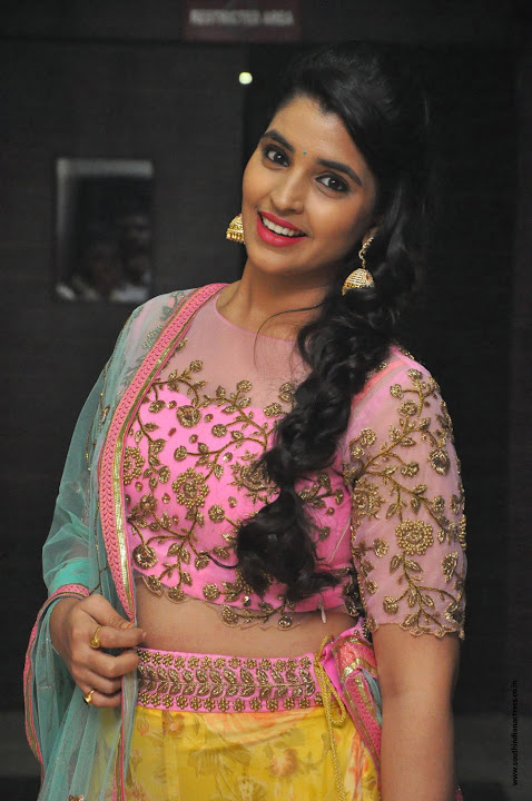 Anchor Syamala at the audio launch of Juliet Lover of Idiot movie