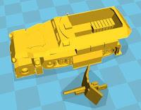 Sd Kfz 251/10 37mm halftrack (12mm)