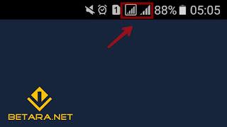 Cara Tercepat Memunculkan Sinyal 3G / HSDPA / H+ Paket Data Android yang Hilang 2017