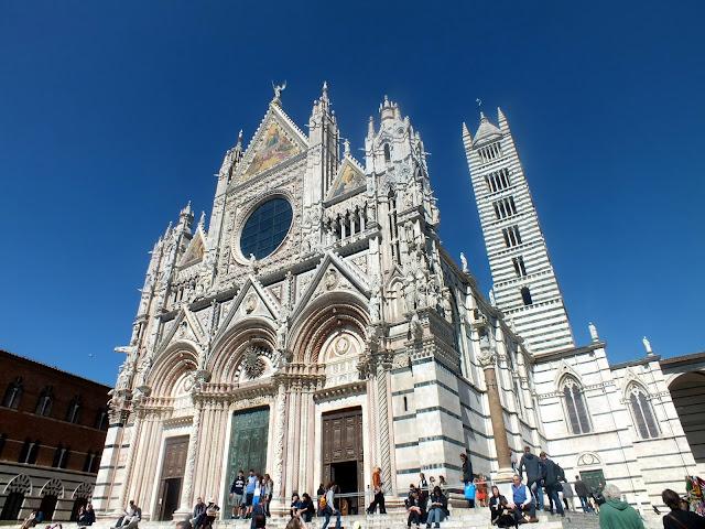 El Duomo de Siena es imprescindible
