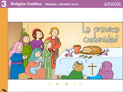 http://www.ceipjuanherreraalcausa.es/Recursosdidacticos/TERCERO/datos/08_Religion/datos/rdi/u11/u11_Comunidad.htm
