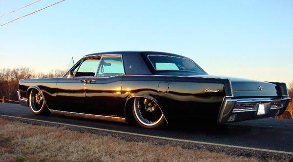 Lincoln Continental 68 Only Cars Carros Rebaixados