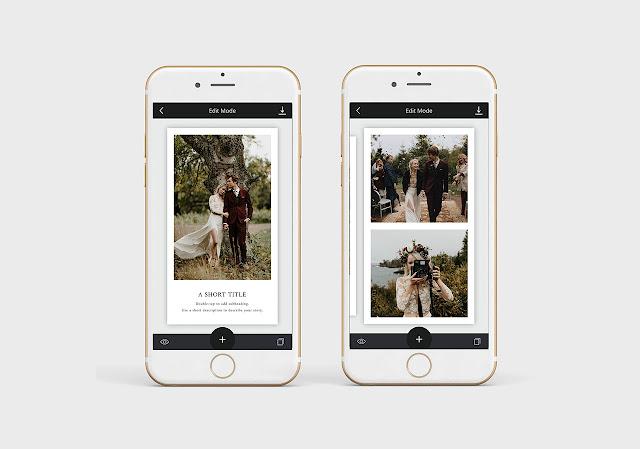 Mempercantik Tampilan Instagram Stories dengan Aplikasi Unfold