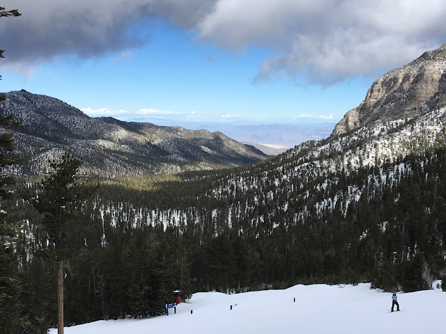Lee Canyon Ski Resort