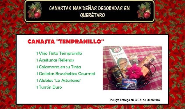 Canastas Y Arcones De Navidad En Querétaro