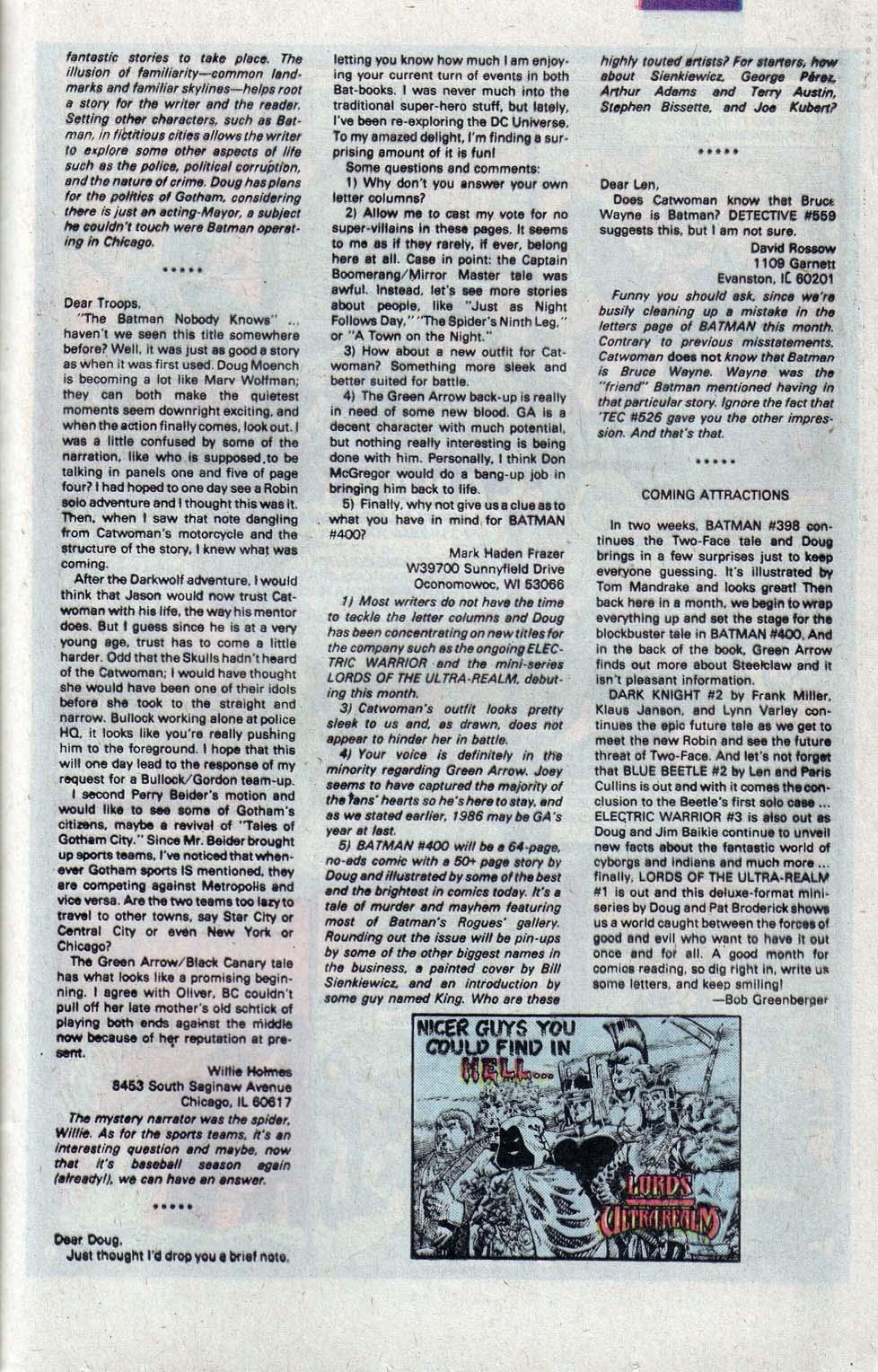 Detective Comics (1937) 564 Page 23