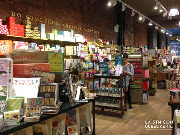 papelerias en Nueva York Paper Source