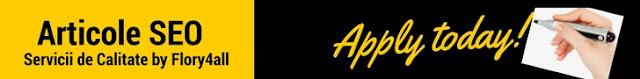 Banner Articole SEO 728x90