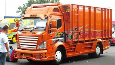 truk modifikasi