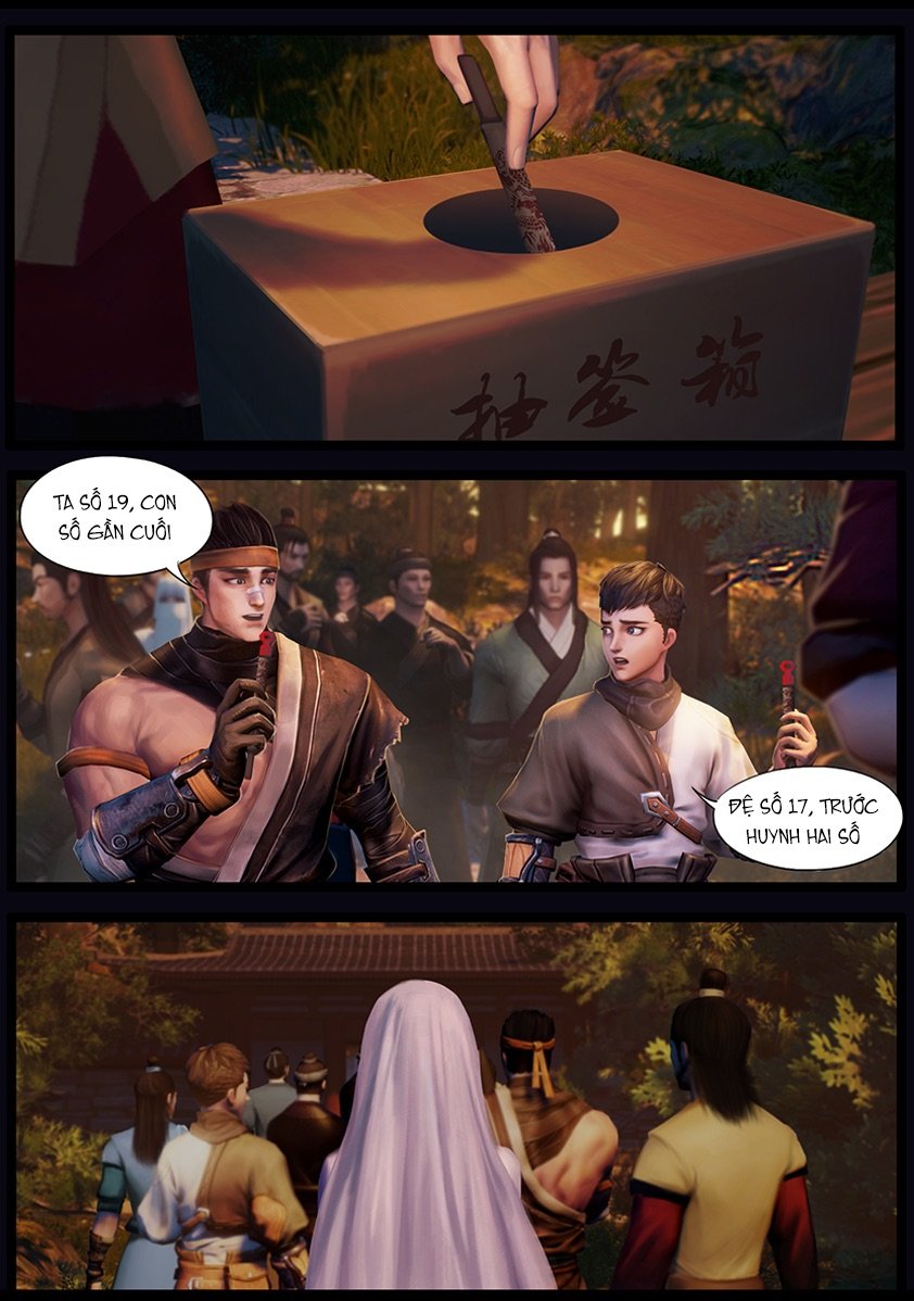 Thủ Mộ Bút Ký - Chapter 36: Quái Tử Tướng - Pic 3