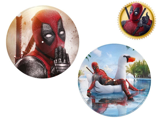 Deadpool 2 Original Motion Picture Score's official vinyl release is on August 17, 2018