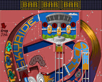 Pinball Fantasies, captura del tablero Party Land