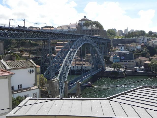 Ponte Luís I - Porto - Portugal