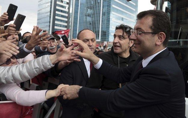Κωνσταντινούπολη: Προηγείται και στη νέα καταμέτρηση ο Ε. Ιμάμογλου