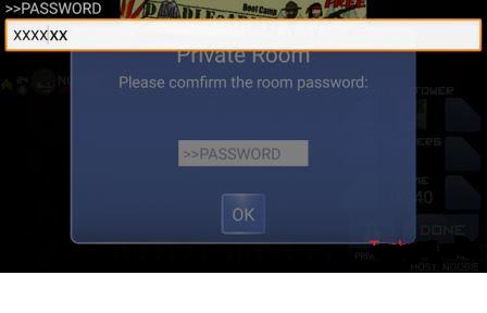 how-to-set-password-on-private-server