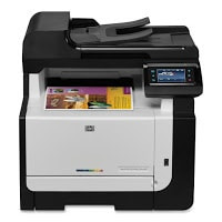 HP LaserJet Pro CM1415fn Driver para Windows e Mac