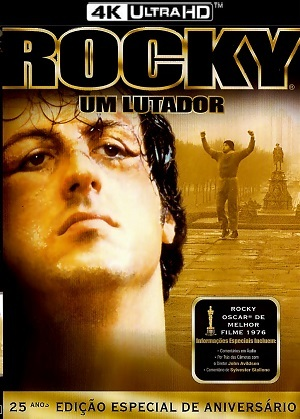 Rocky - Um Lutador 4K Torrent Download  Ultra U BluRay 4K