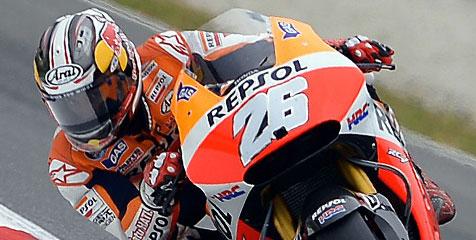 Pedrosa Kuasai Latihan Ketiga MotoGP Ceko