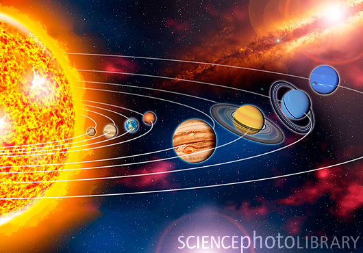 Solar System Gas Giants Forming - Pics about space