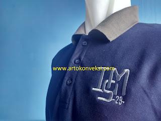 Bahan yang dapat digunakan untuk membuat kaos polo