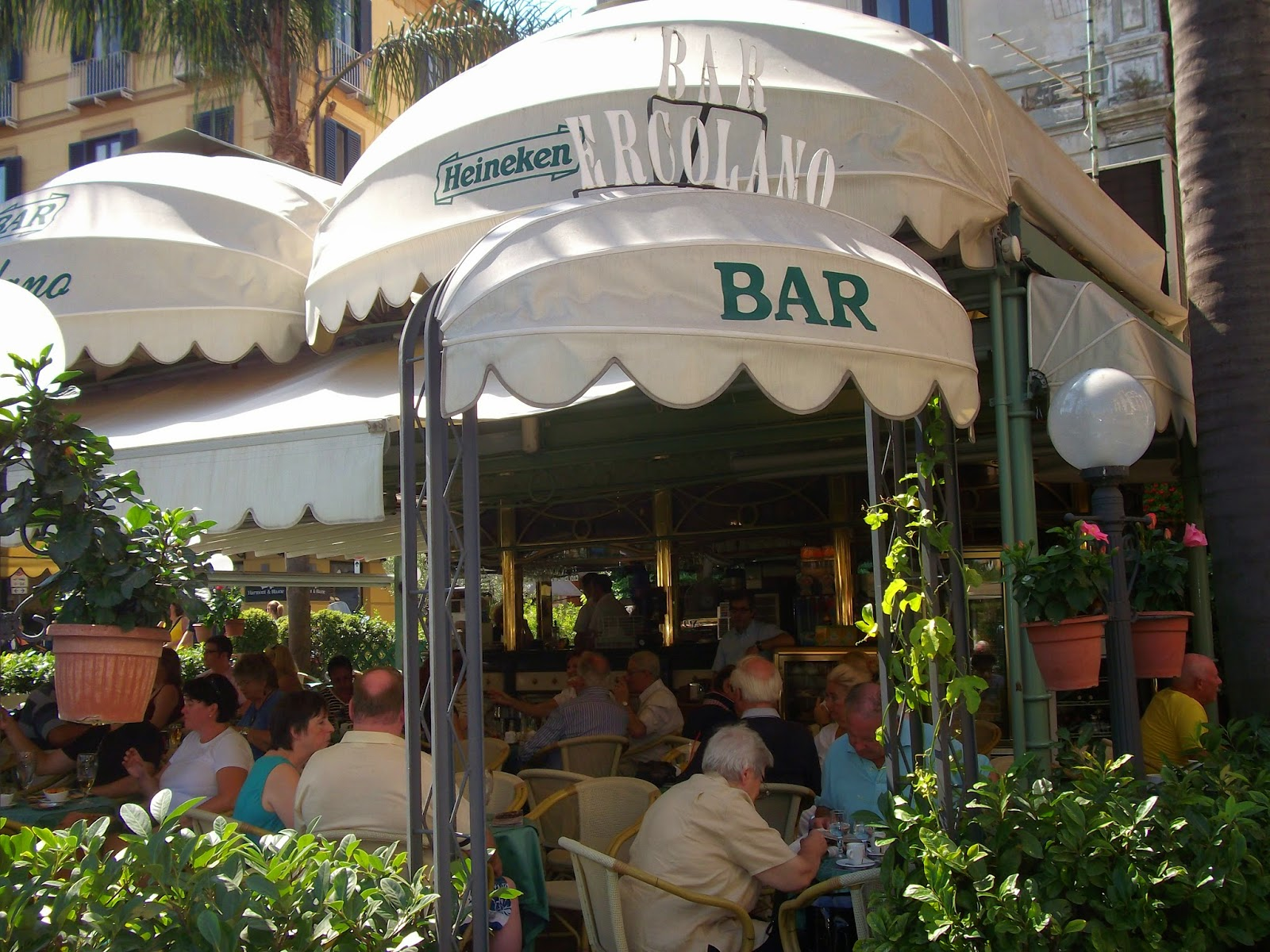 Bar Ercolano Best Of Sorrento