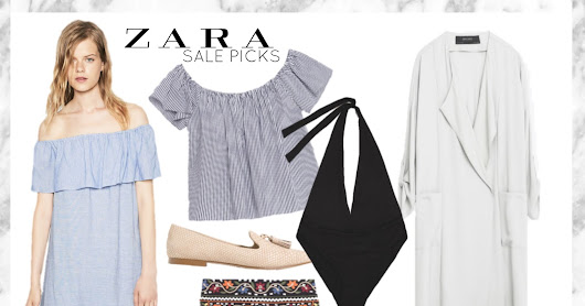 How to rock the Zara Sale