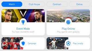 Download PES 2018 Mobile v2.2.0 Mod Manchester United Apk