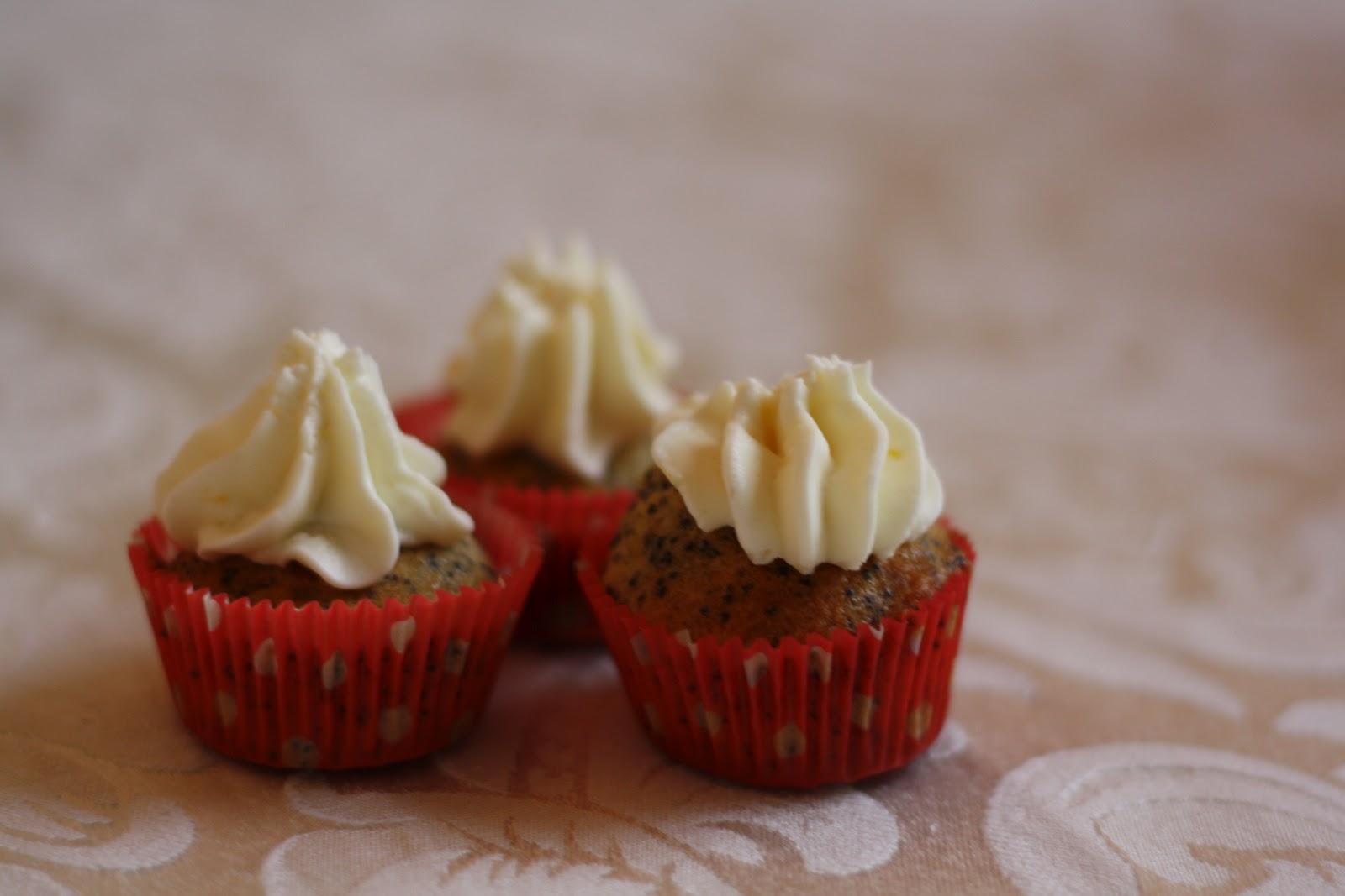 MissMuffins opskrifter: Muffins med birkes, marcipan og citron