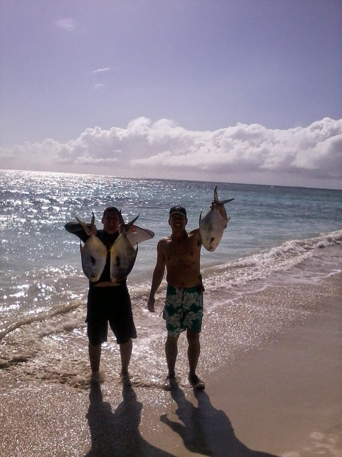 Pesca pampano