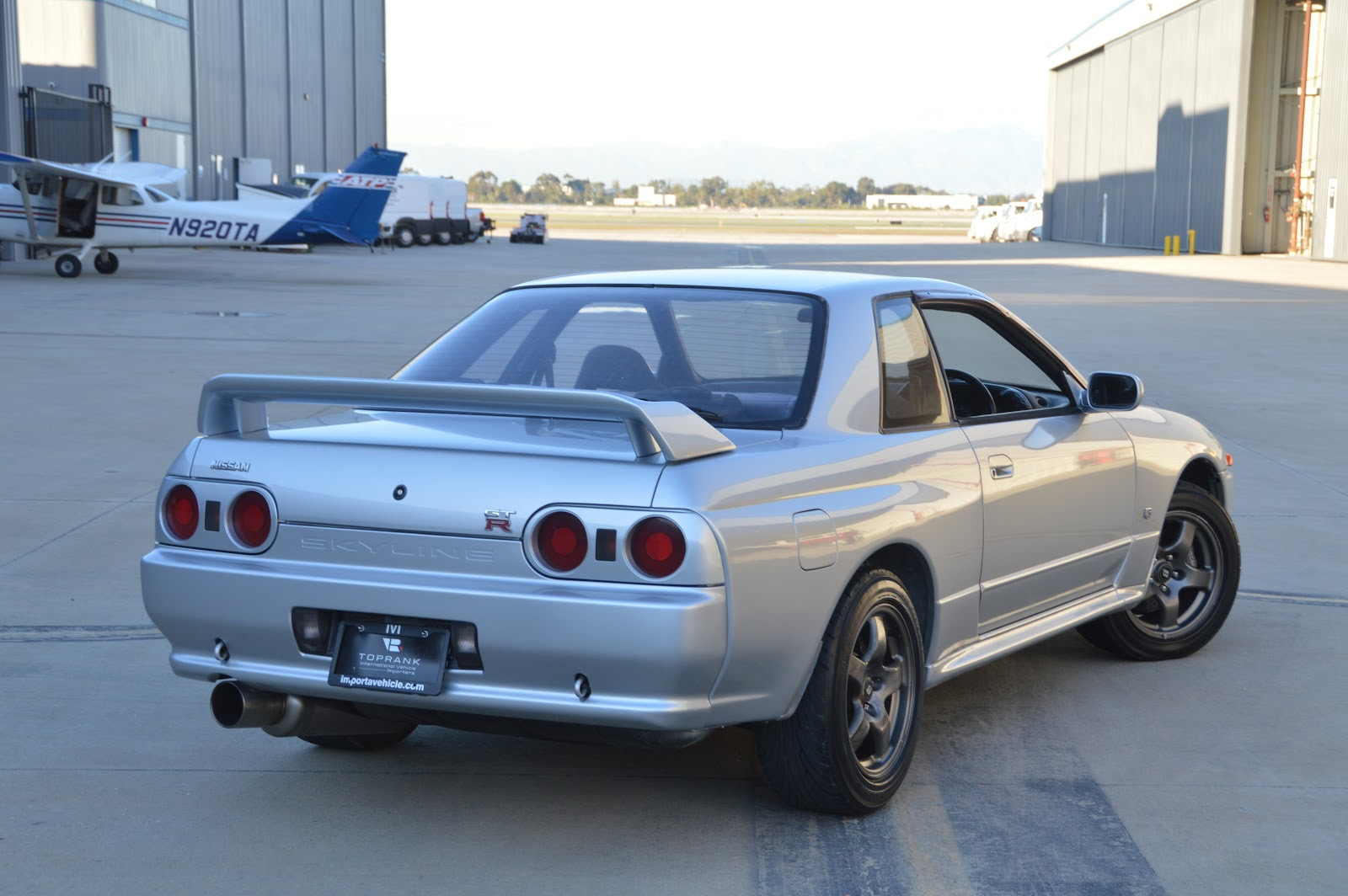 1990 NISSAN SKYLINE GT-R R32 FOR SALE IN CYPRESS, CALIFORNIA