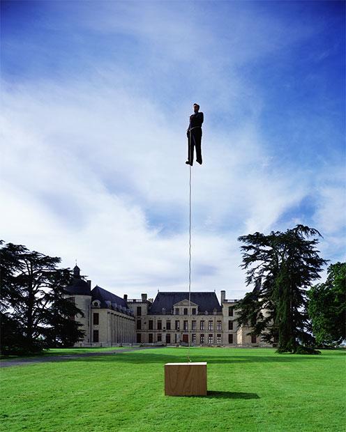 Вызов гравитации. Philippe Ramette 6