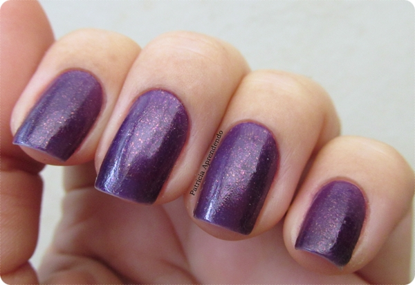 Esmalte Sally Hansen Purple Pizzazz
