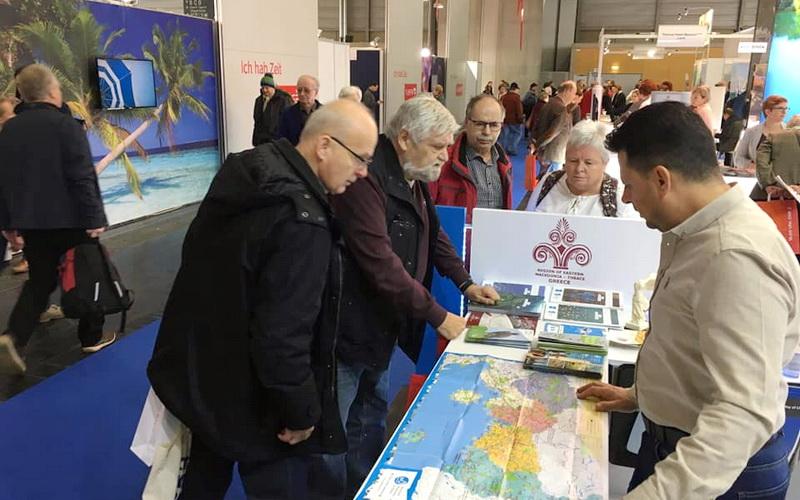 Συμμετοχή της Περιφέρειας ΑΜ-Θ στην έκθεση τουρισμού Ferien-Messe Wien στην Αυστρία