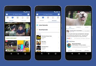 Facebook lança 'Watch', plataforma de vídeos rival de Netflix e YouTube