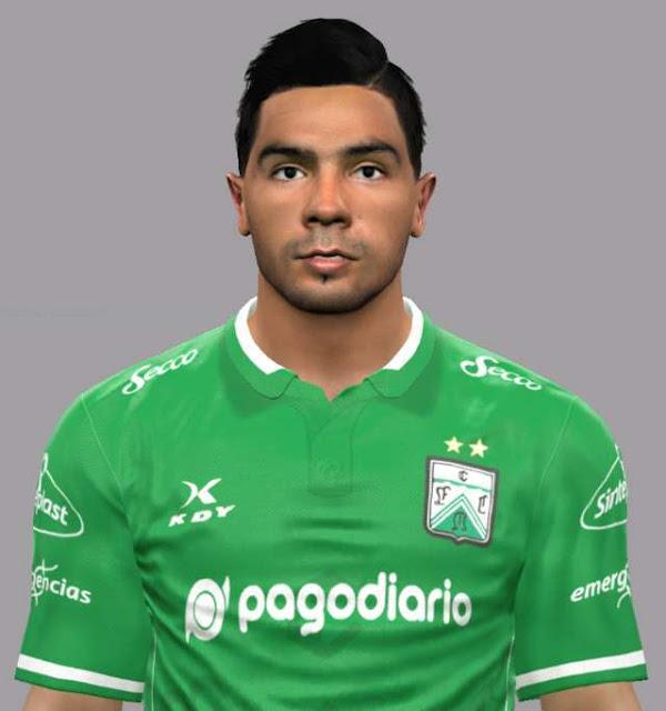 Nahuel Luján Face PES 2017