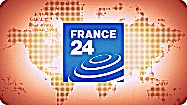 Nonton Siaran Langsung : France 24 English Live Stream
