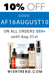 WISHTREND AUGUST 2016 COUPON CODES AND DISCOUNT CODES