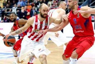 Final 4 - Euroleague: Στον τελικό ο Ολυμπιακός!