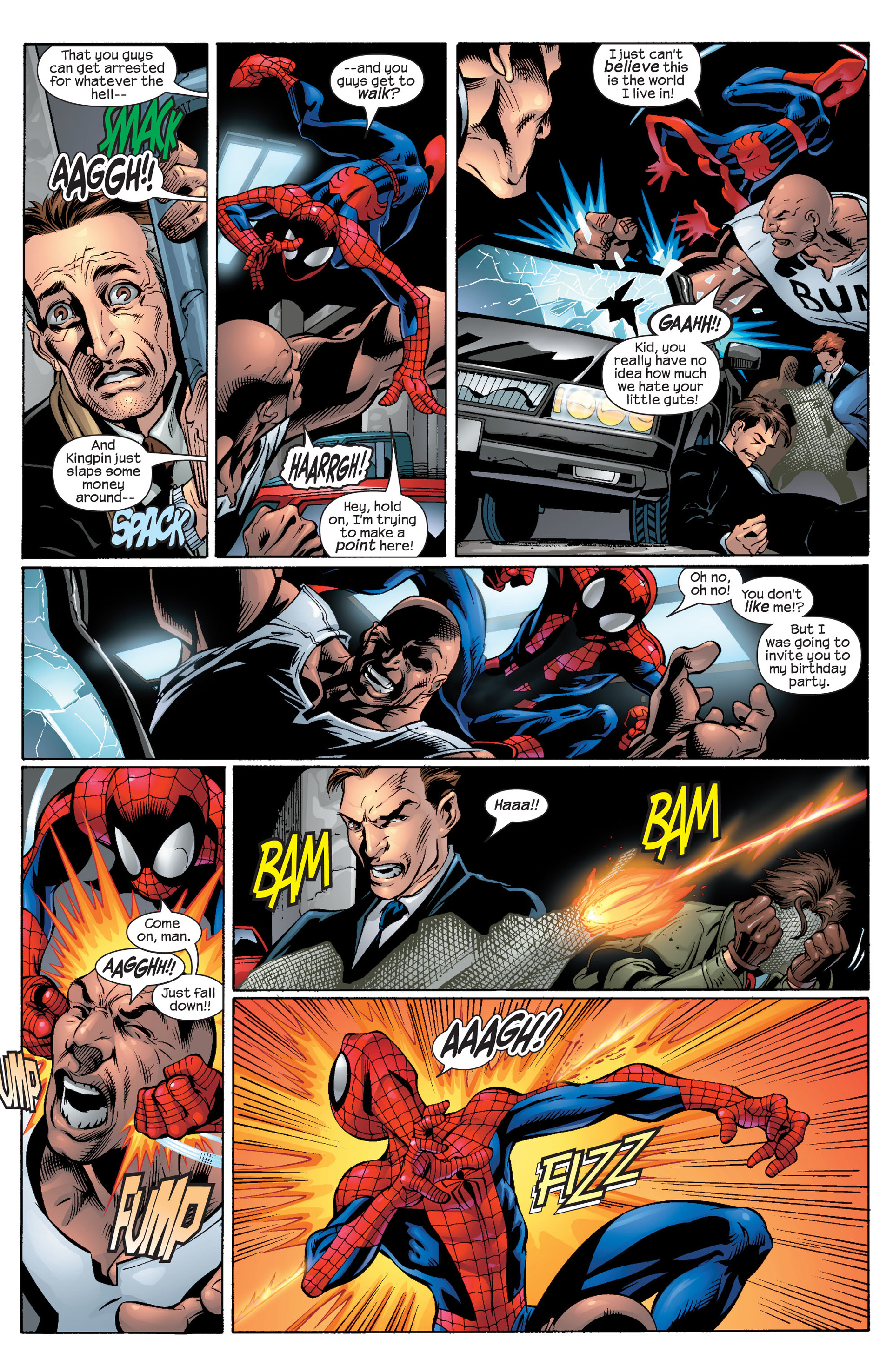 Read online Ultimate Spider-Man (2000) comic -  Issue #49 - 11