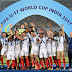 England Won FIFA Under-17 World Cup 2017