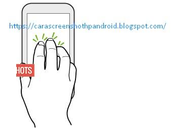 Cara Screenshot Oppo a57 Tanpa Tombol