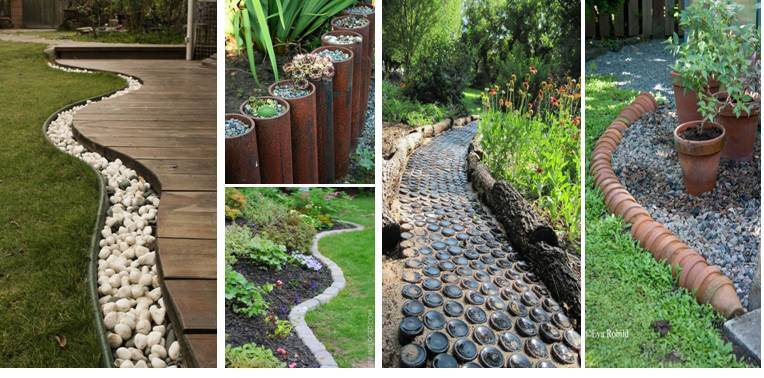 Smart Garden Edge Ideas From Wildly Creative People