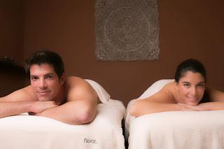 Massagens a Dois