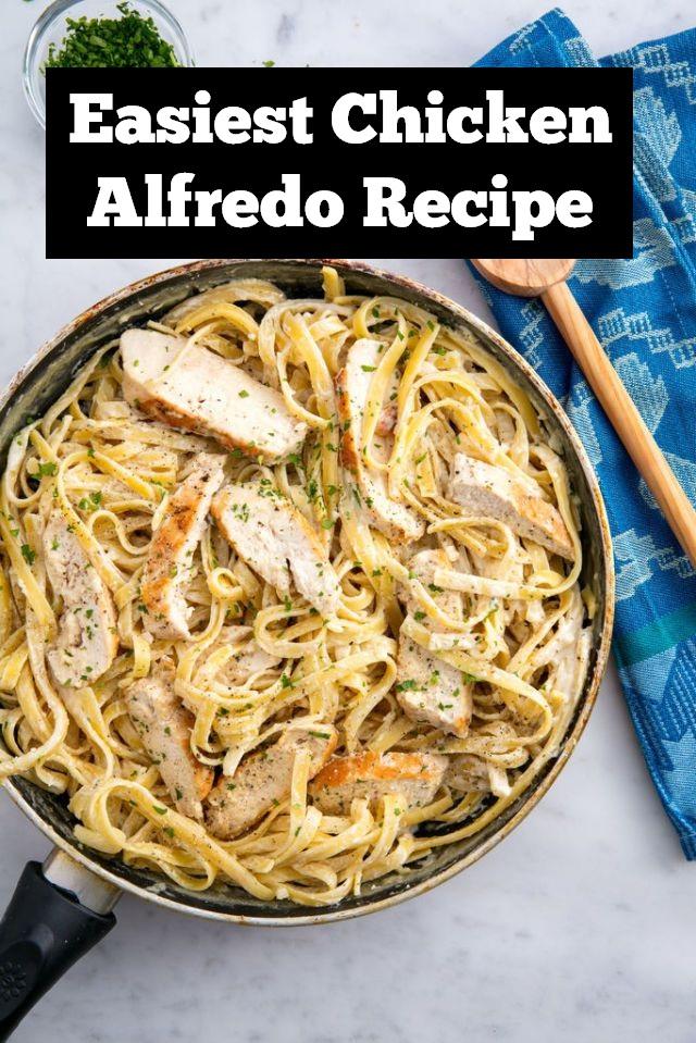 Easiest Chicken Alfredo Recipe | Chicken Recipe | Chicken Dinner Recipe | Dinner Recipe | Easy Chicken alfredo recipe | Easy Dinner Recipe #dinner #chicken #dinnerrecipe #chickenrecipe #chickenalfredo #alfredo #easychickenrecipe #easydinnerrecipe #easymeals