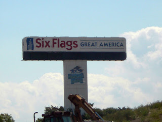 """9 Arrested at Six Flags """"Assault"""""""